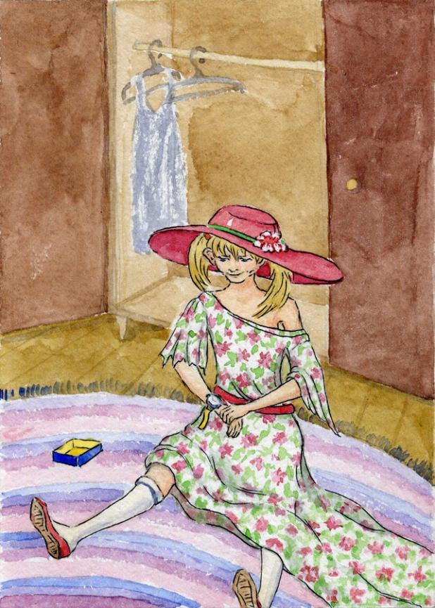 Сказка о часах людмила петрушевская