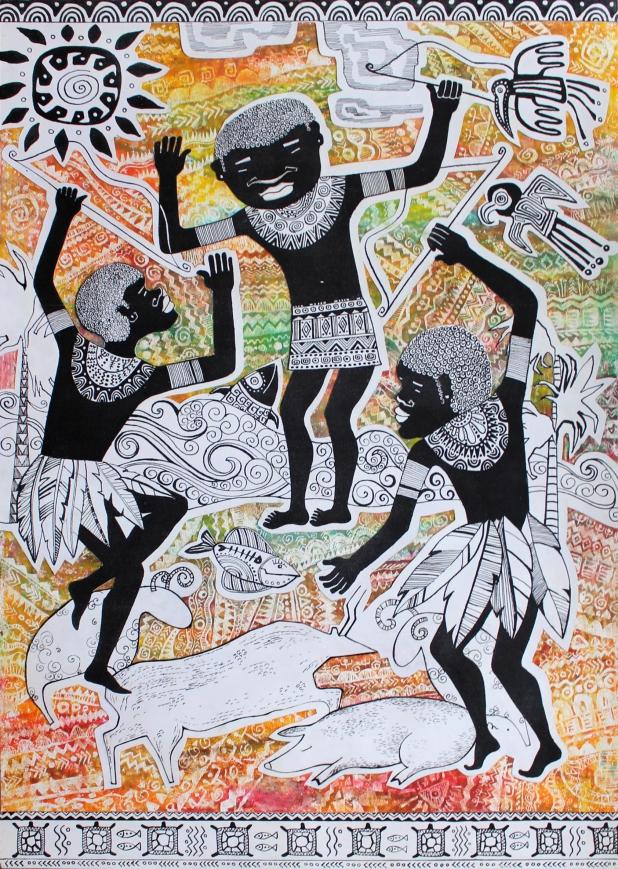 уже африканская сказка кто сильнее картинки бокса выхожу абсолютно
